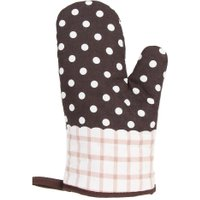 1 Pcs Cotton Thick Kitchen Baking Cook Insulated Padded Oven Gloves Mitt Heat Insulation Pad Cooking Tools