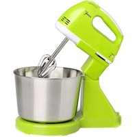 Electric Food Cooking Cake Mixer Automatic Table Stand Handheld Tilt-Head Eggs Beater Blender Cake Dough Mixing Machine